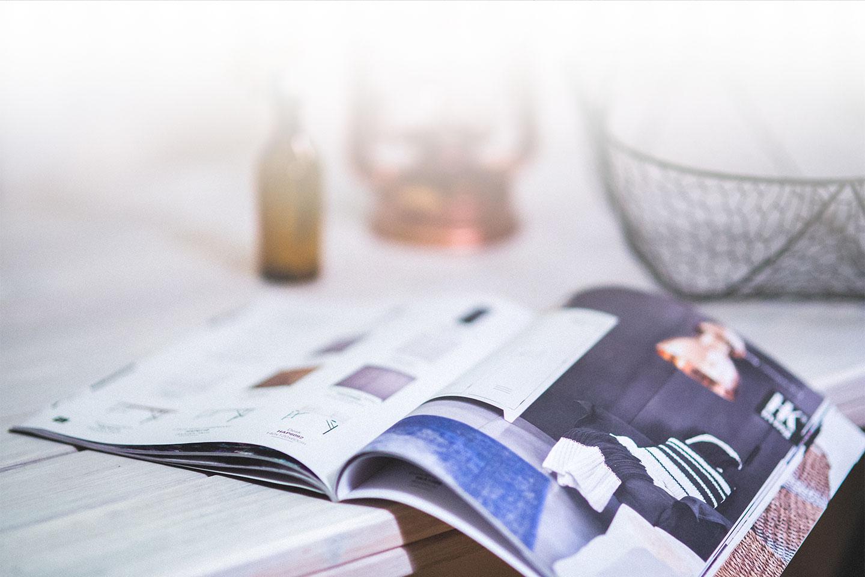 creazione cataloghi e brochure