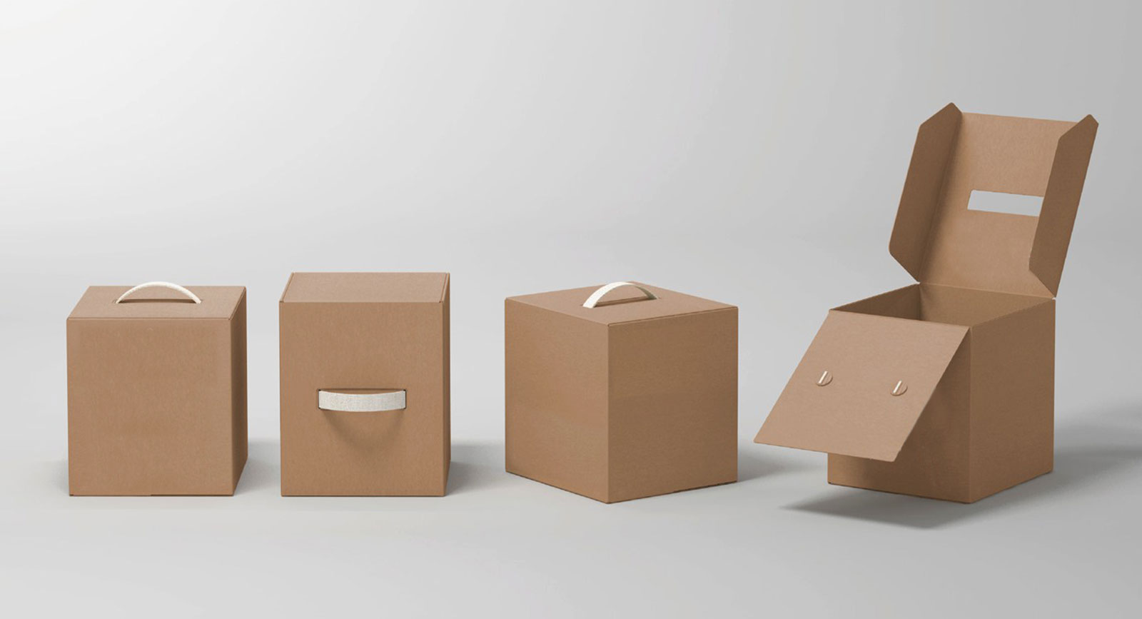creazione packaging