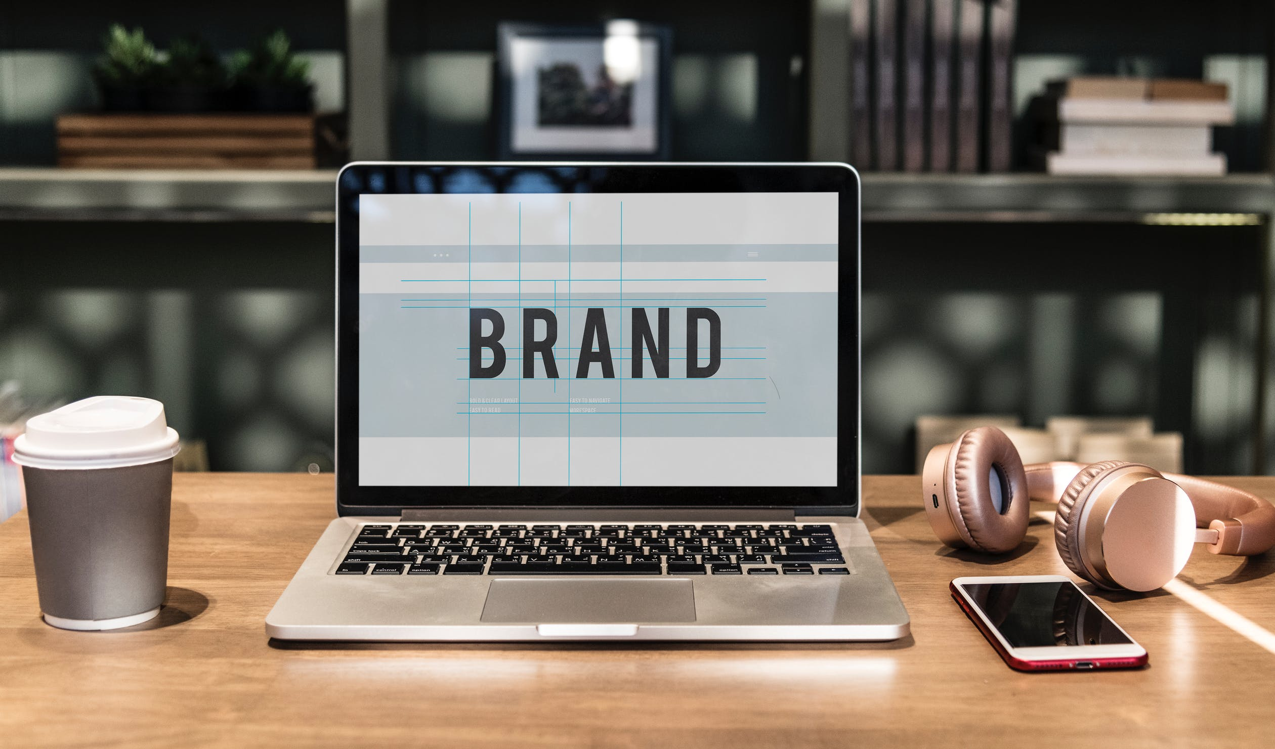 Creazione brand idenity